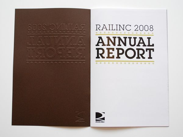 best annual report covers