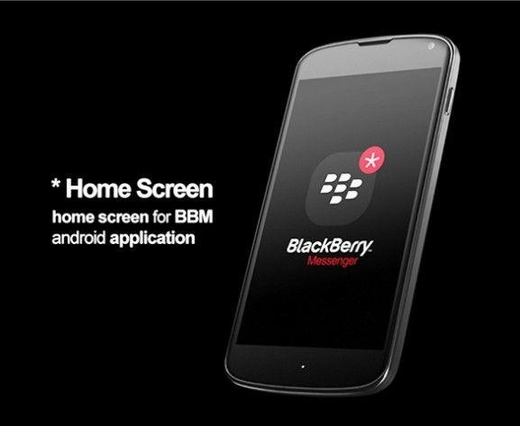 Cara Mudah Menggunakan BBM di Android - Blackberry-Messenger-for-android-phones 02