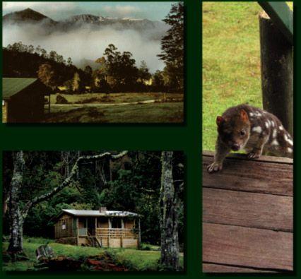 Mountain Valley Wilderness Holidays