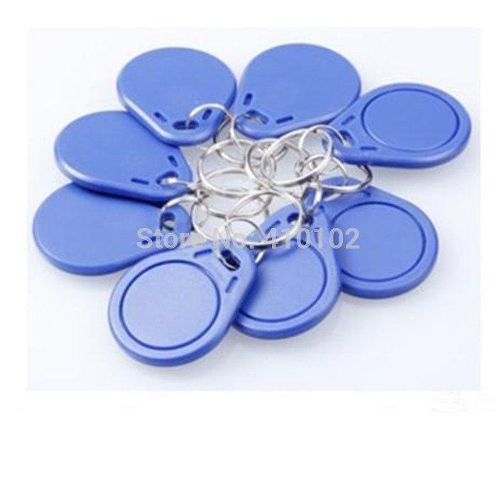 100pcs Lot Rfid Tag Proximity Id Token Tag Key Ring 125khz Rfid Card Us 24 00 Access Control System Access Control Key Tags