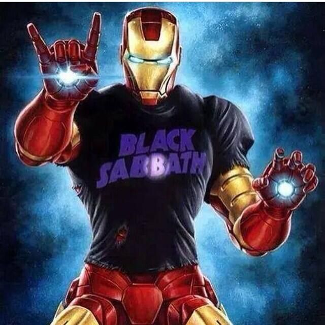 Black Sabbath - Iron Man lyrics