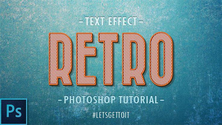 retro-photoshop-text-effect