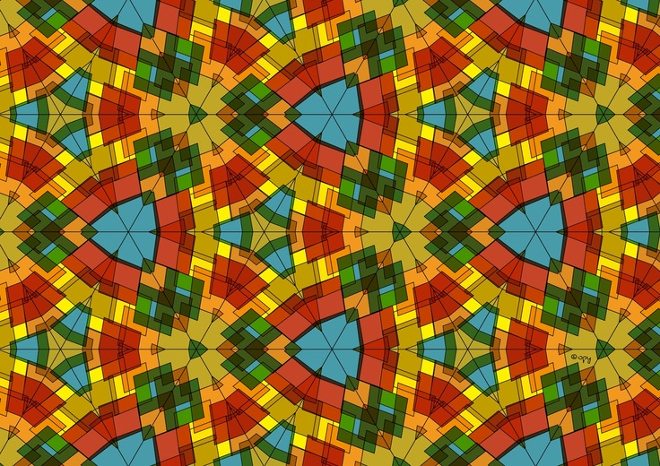 #42 Kaleidoscope: Candy for the Eye
