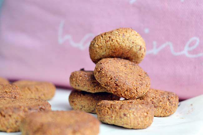 Het recept voor gezonde, suikervrije en glutenvrije bitterkoekjes. Het ideale koekje voor bij de koffie en heerlijk om van te knabbelen.