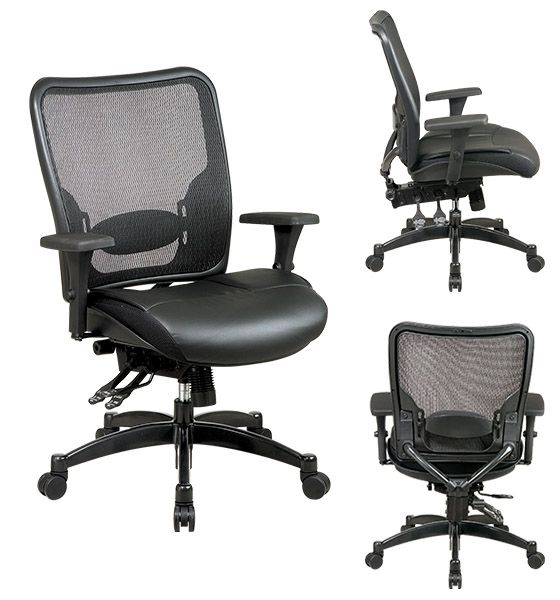 The Advantages of Correct Posture and the Way Ergonomic Chairs Assist