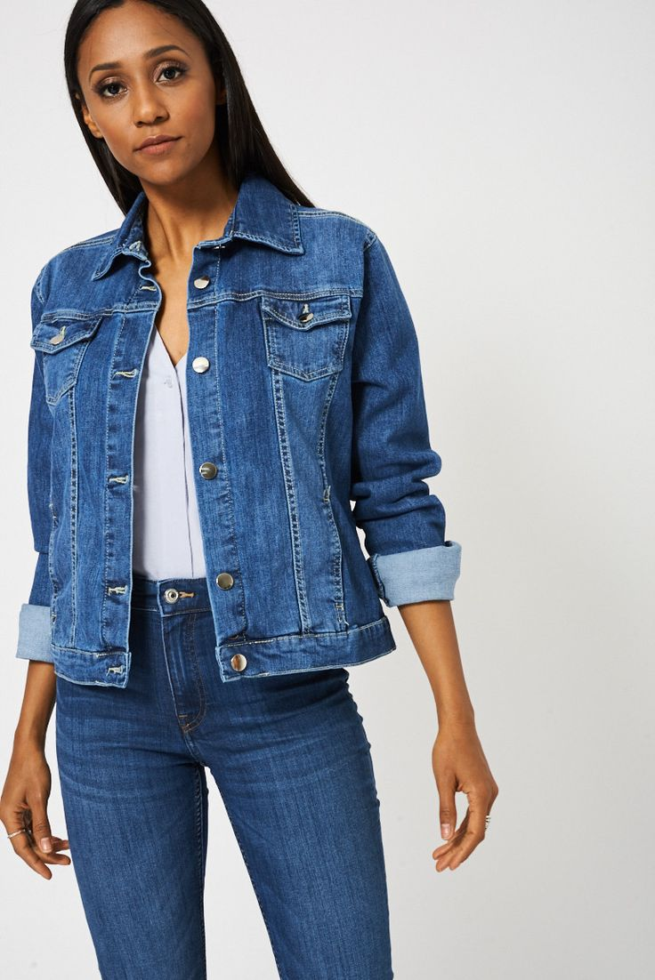 We are proud to present our newest product Blue Denim Jacket... Check it out now http://ufclothing.com/products/blue-denim-jacket-ex-branded-available-in-plus-sizes?utm_campaign=social_autopilot&utm_source=pin&utm_medium=pin   #ukfashion #jewellery #clothes #uk