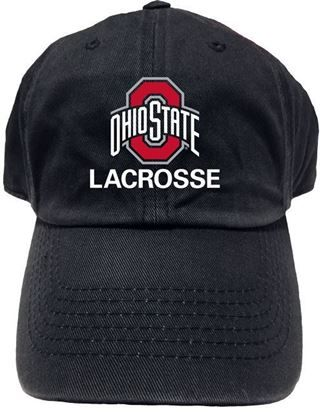 Image result for ohio state lacrosse hat
