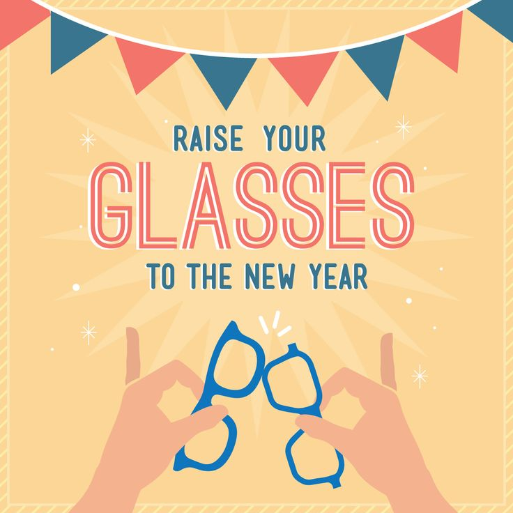 NEW YEAR, NEW YOU! Get the look of 2017 with some new frames!