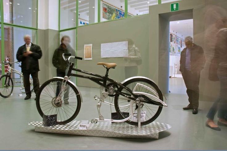 Twist Bike Atlantic at Triennale Milan