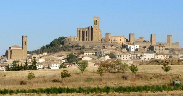 Panorámica de Artajona - Zona Media, Navarra