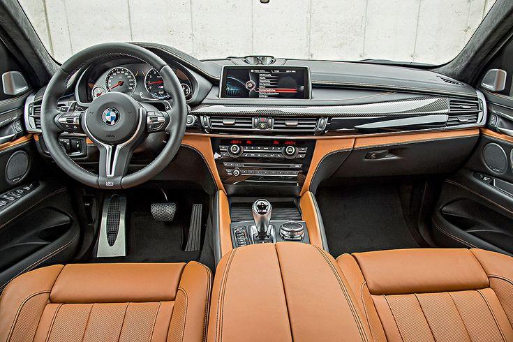 BMW X6 M (2015): Fahrbericht - Bilder - autobild.de