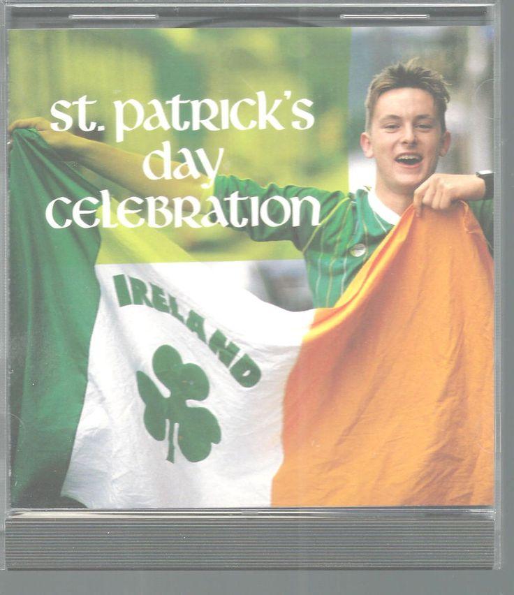 Saint Patrick's Day Celebration Various Artists 1992 Morton Downey Kate Smith   #Celtic
