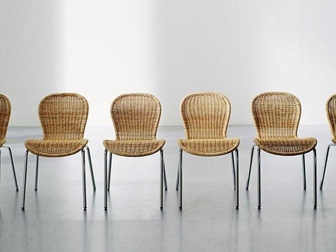 Rattan sedie ~ Best sedie images side chairs diner table and