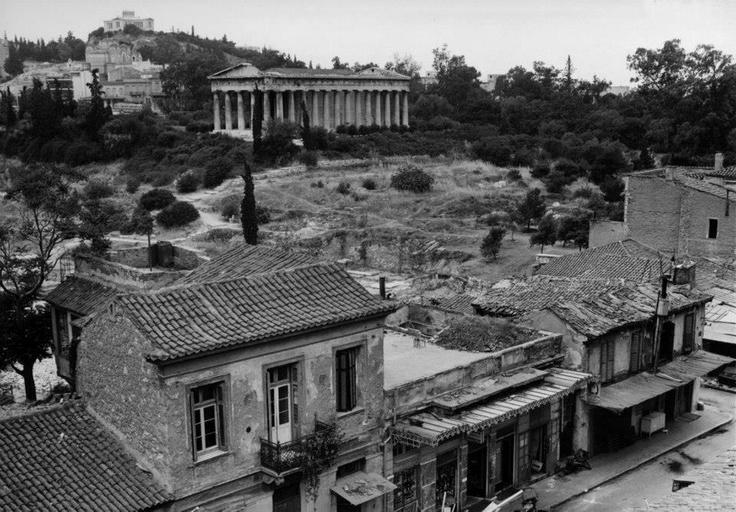 ΑΘΗΝΑ, ΠΛΑΚΑ. 1969. Οδός Αδριανού - Plaka, Adrianou st. #solebike, #Athens, #e-bike tours