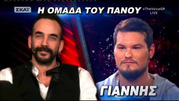 The Voice of Greece 3 | Τελικος - Γιαννης Παντελαιος...2/3/2017
