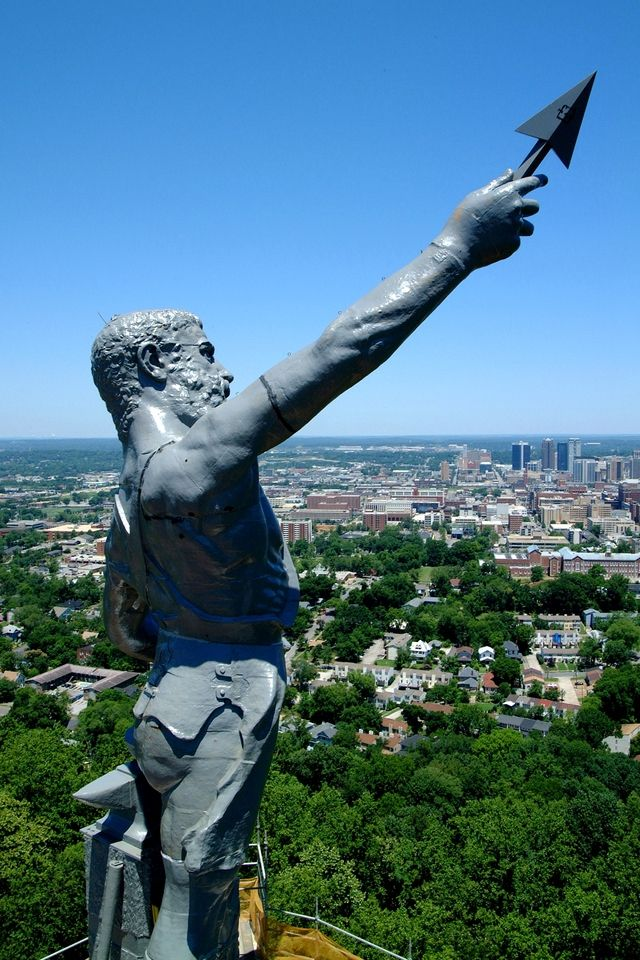 10 Fun Things to See and Do in Birmingham AL: Vulcan Statue and Museum
