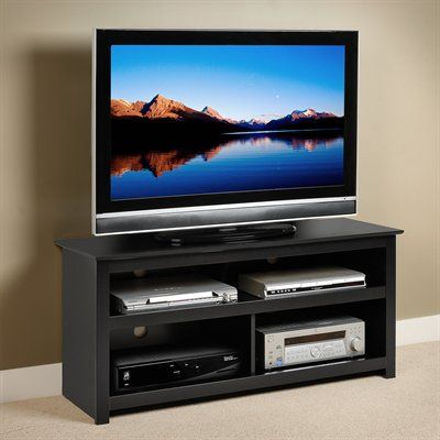 Prepac Furniture BPV 4701 Vasari Flat Panel Plasma/LCD TV Console
