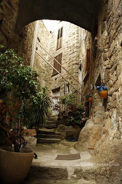 sartene  #Corsica #Corse by ancutza*, via Flickr