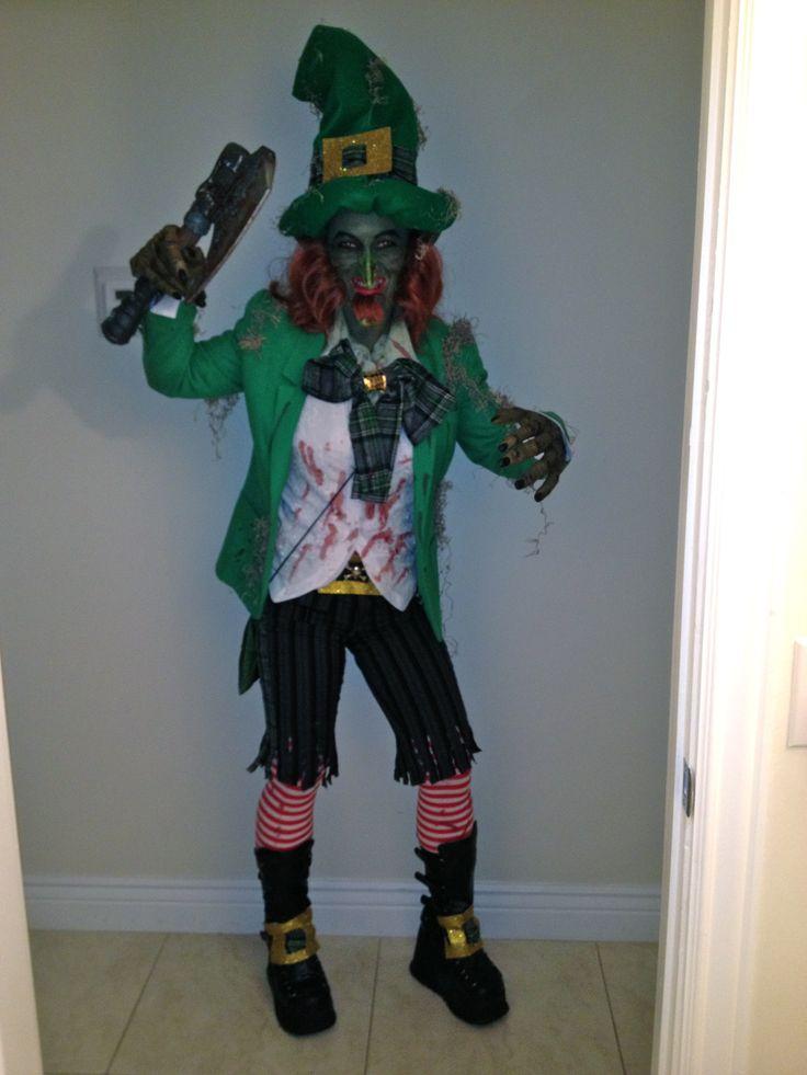 Scary Evil Leprechaun!