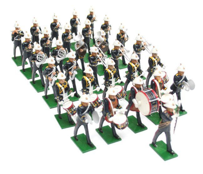 Royal Marines Band, Marching, 31 Piece Set