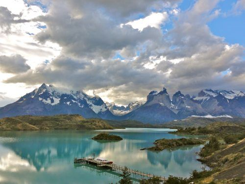 Patagonia hotel (Chile)