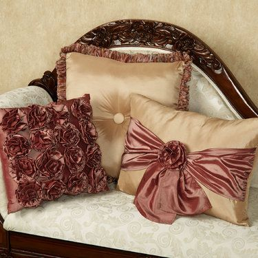 Majesty Decorative Pillows