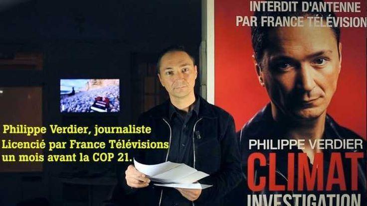 Ils sont où les « Je suis Charlie » qui se battaient pour la pseudo-liberté d'expression en France ? Car si plus ou moins discrètement, des journalistes étaient muselée ou renvoyés de leur poste, l'histoire de Philippe Verdier doit faire du bruit. Son...