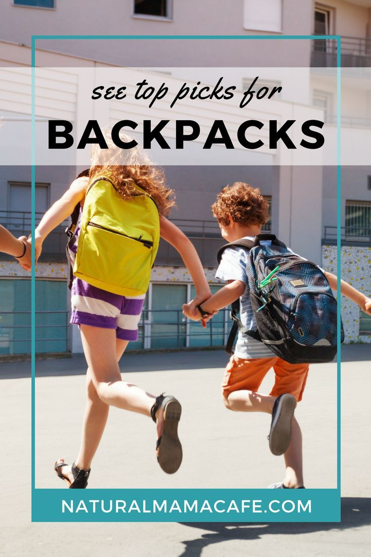 We surveyed hundreds of moms to find the best school backpacks for teens and children. Whatever type you are looking for, cute, rugged, or fun, we have you covered! Click to see our top picks!