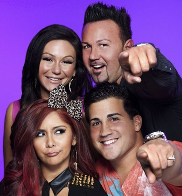 Nicole Snooki - Polizzi Season 3 of MTV Snooki and JWOWW
