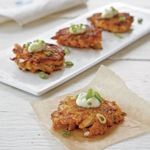 crab and mini crab cakes with dijon and scallions recipe dishmaps mini ...