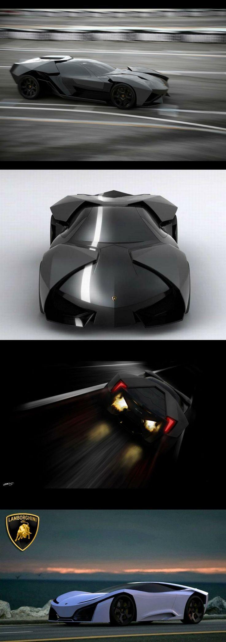 Lamborghini ankonian concept interior lamborghini - Lamborghini Ankonian Concept