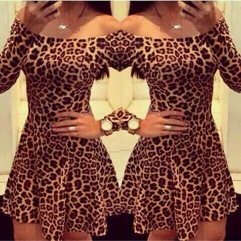10  images about Leopard print on Pinterest  Long sleeve Kids ...