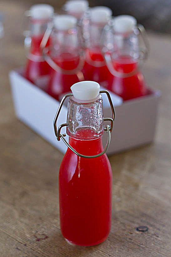 #Raspberries - #vinegar with honey, A very healthy and tasty dressing for more than salads