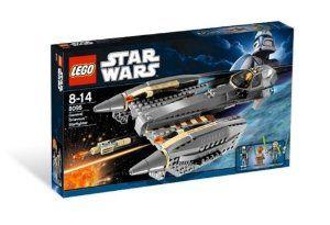 Lego Star Wars - General Grievous Starfighter Style# 8095 by LEGO. $89.99. Lego Star Wars General Grievous Starfighter 8095. Lego Star Wars General Grievous Starfighter 8095