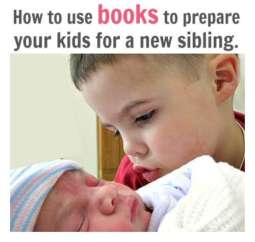 Great tips and 8 book suggestions to help you help your children prepare for a new sibling. From Scholastic.com