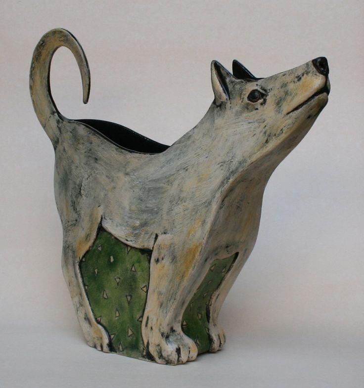 Alice Shepherd - Dog Jug