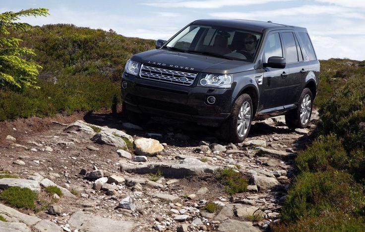 Land Rover Freelander 2 makyaj tazeledi