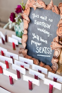 super cute idea for the shotgun shells....think i might have to try this