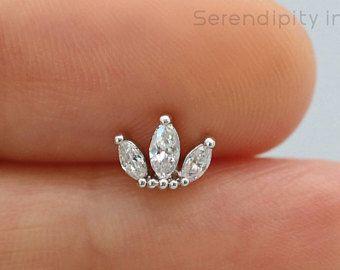 Piercing piercing de caracol helix piercing pendiente