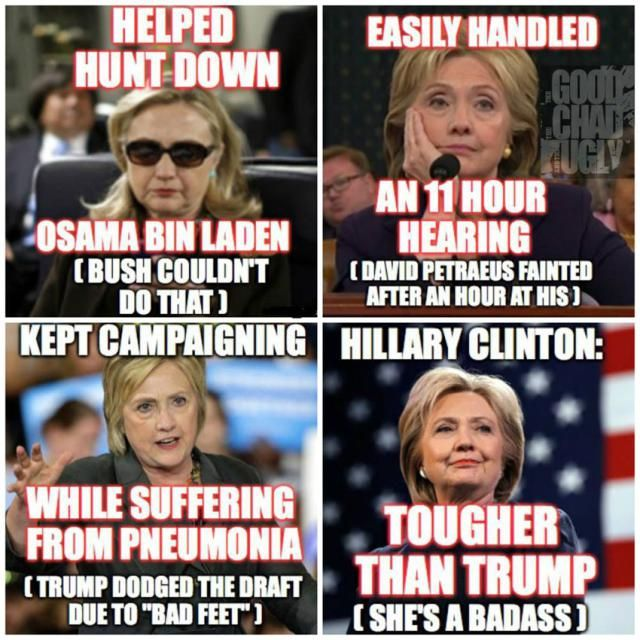 Funny 2016 Election Memes: Tougher Than Trump