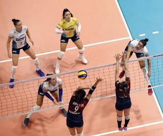 Blog Esportivo do Suíço:  Sesc/Rio vence San Simón e está na semifinal do Sul-Americano