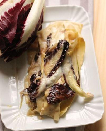 Lasagnette al radicchio