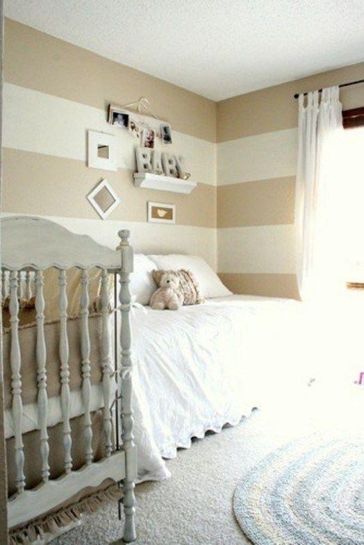 30 Ideen für Ihr Schlafzimmer in Weiß Kinderzimmer 2018 Pinterest - Schlafzimmer Landhausstil Weiß
