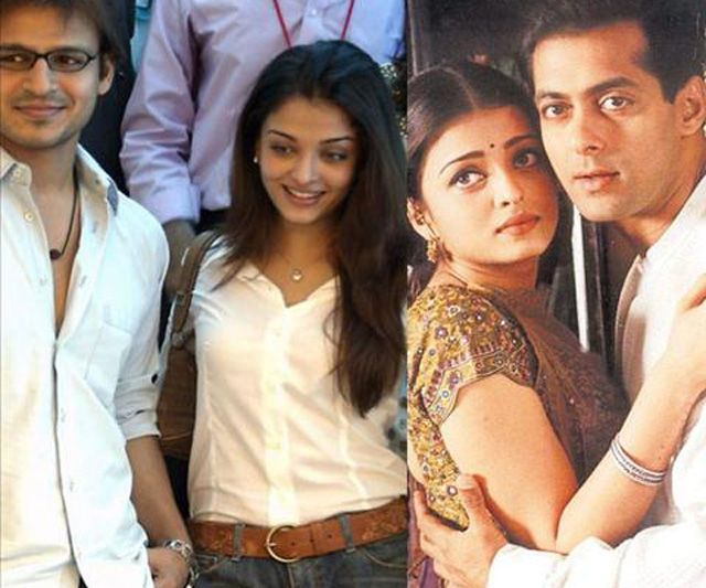 Vivek Oberoi Slammed For Aishwarya Rai Meme The Controversy Vivek Oberoi Bollywood Actors Aishwarya Rai