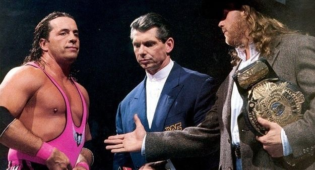 You know more about the Montreal Screwjob than the Kennedy Assassination.   Community Post: 28 Signs You're A Pro Wrestling Fan