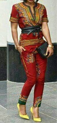 cool african print dashiki suit/dashiki top and pants by http://www.redfashiontrends.us/african-fashion/african-print-dashiki-suitdashiki-top-and-pants/