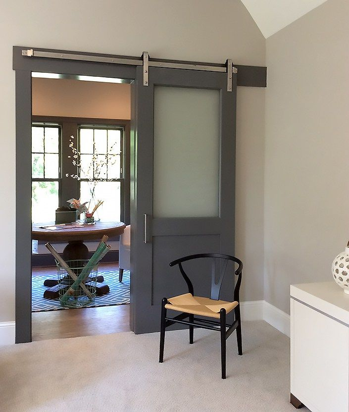20 Home Offices With Sliding Barn Doors: 196 Best Images About Doors On Pinterest