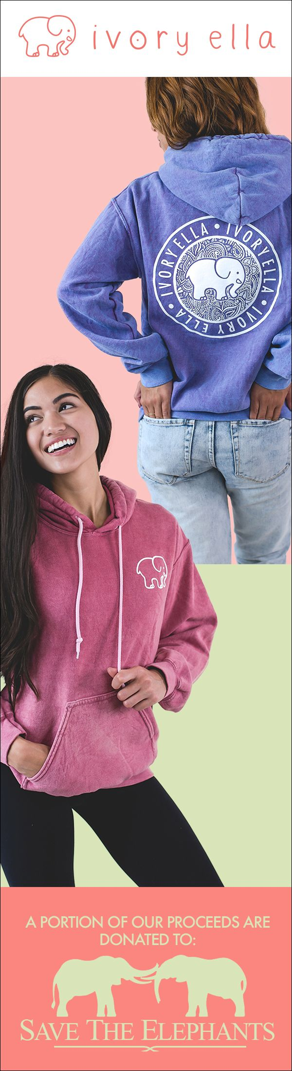Our hoodies are perfect to throw on over your favorite long sleeve! Pigment-dyed for a natural vibe, this garment is designed to fade, adding character overtime. Screen-printed in America.