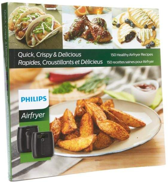 Best 25 airfryer recipe book ideas on pinterest philips quick crispy and delicious 150 airfryer recipes cookbook make the most of your philips airfryer with this custom crafted recipe book forumfinder Gallery