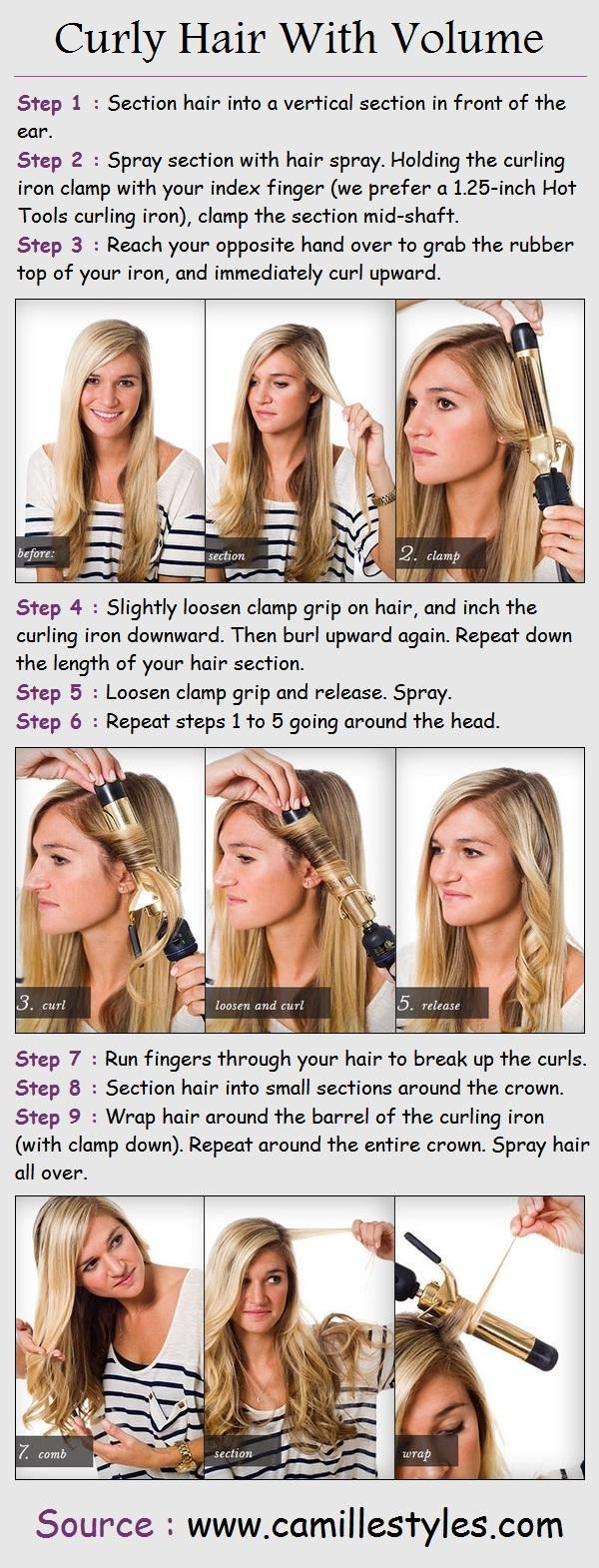 With nine different steps I have to be able to learn how to do this lol